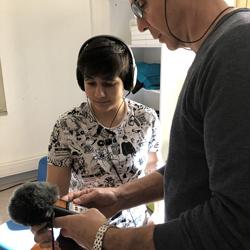 Atelier carte postale sonore : l'ambiance sonore à Toulon
