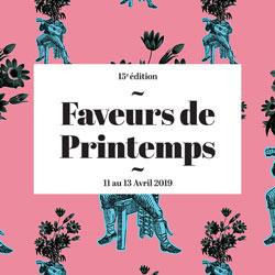 FAVEURS DE PRINTEMPS 2019