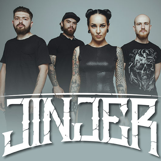 JINJER + THE AGONIST + KHROMA + SPACE OF VARIATIONS