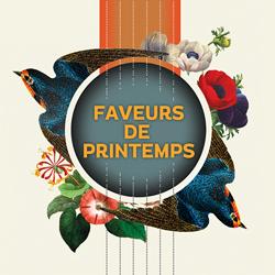 FAVEURS DE PRINTEMPS 2020