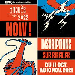 iNOUïS 2022 du Printemps de Bourges Crédit Mutuel – L'appel à candidatures est lancé!